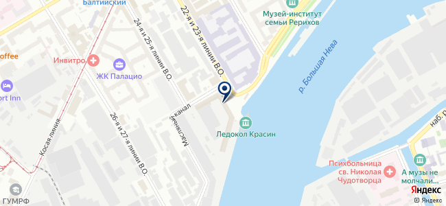 ЩИТ-Т на карте