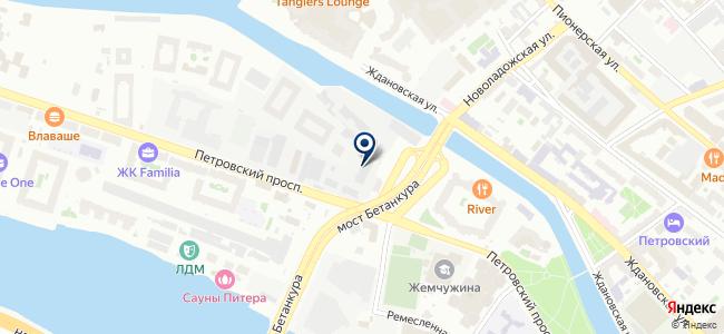 БалтЭнергоКомплект на карте