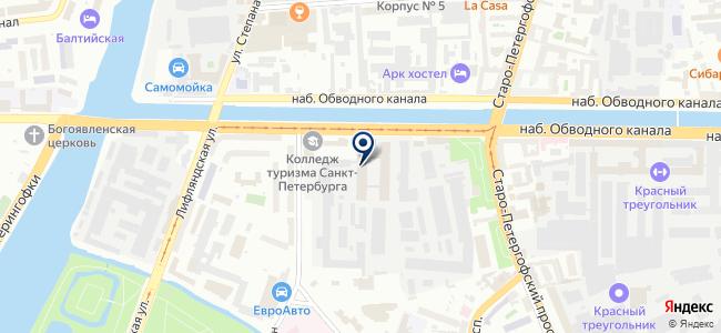 МорЭлектро, ООО на карте