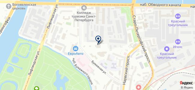Ромарио, ООО на карте