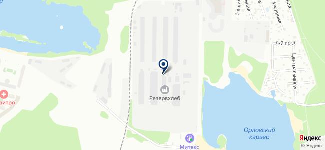 СтройСнабжение на карте