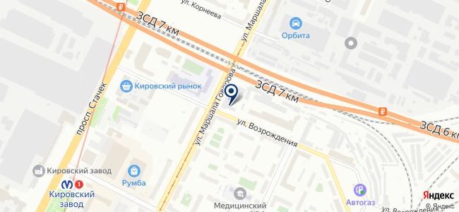 Гир, ООО на карте