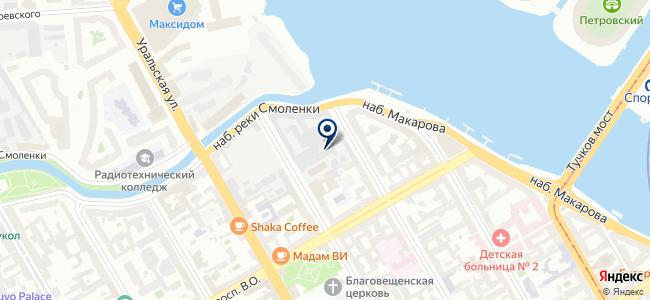 ДИАНА, ООО на карте