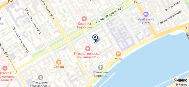 СКБ Контур, ЗАО на карте