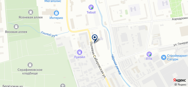 Электромонтаж-55 на карте