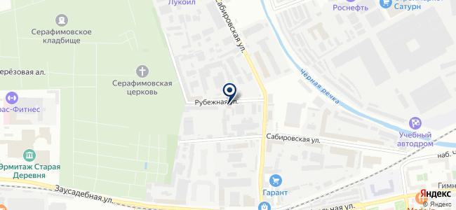 Фран-Авто на карте