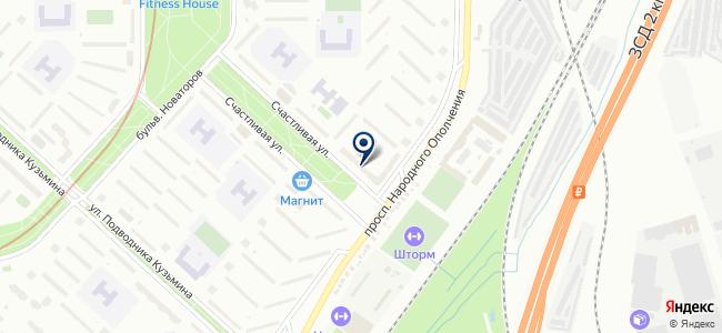 Лайт, ООО на карте