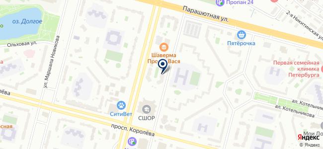 Электронмаш СПб, ООО на карте
