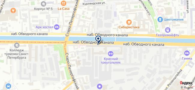 Ресурс-СБ на карте
