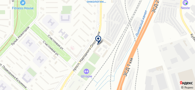 РосСтройАльянс, ООО на карте