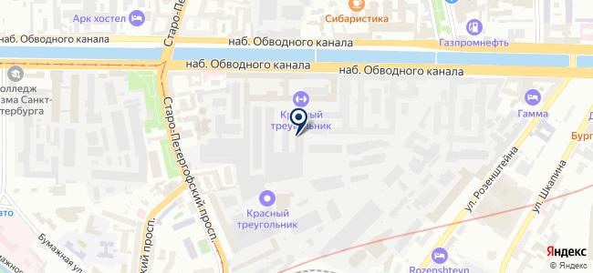 ЭнергоМастер на карте