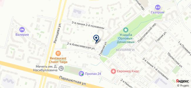 ЭНТ, ООО на карте