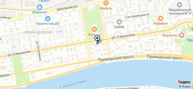 ИМПЕРИАЛСВЕТ на карте