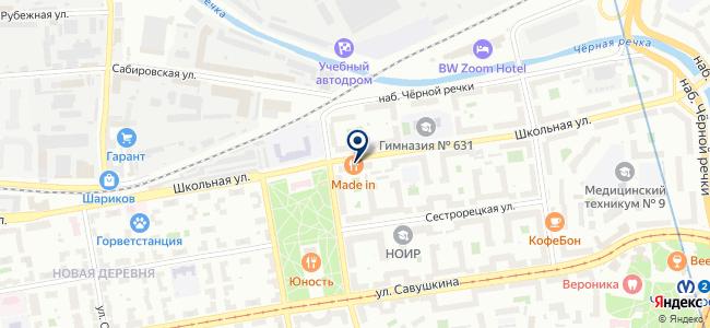 Северный Комплект, ООО на карте