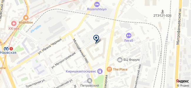 АВЕРС Измерительное Оборудование, ООО на карте