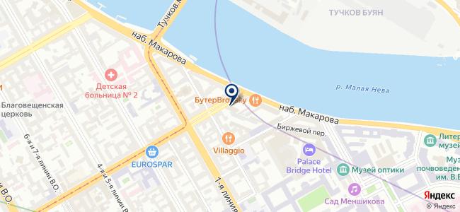 Норд-Вест Аква, ООО на карте
