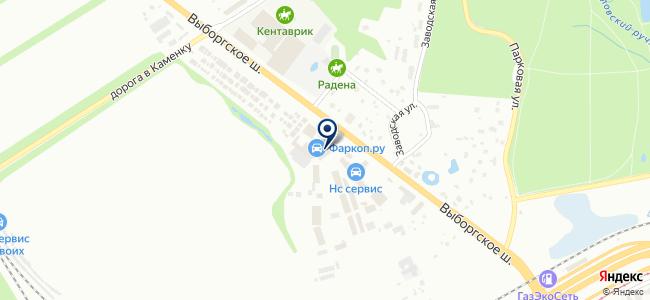 Строй Ресурс на карте