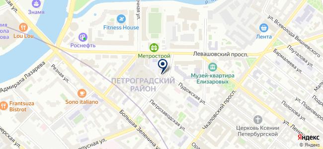 Контраст, ООО на карте