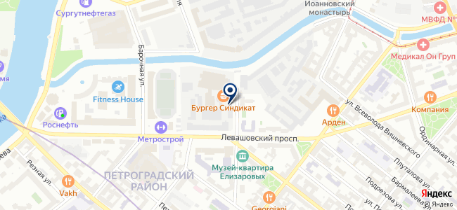 ЛЕД-Марк, ООО на карте