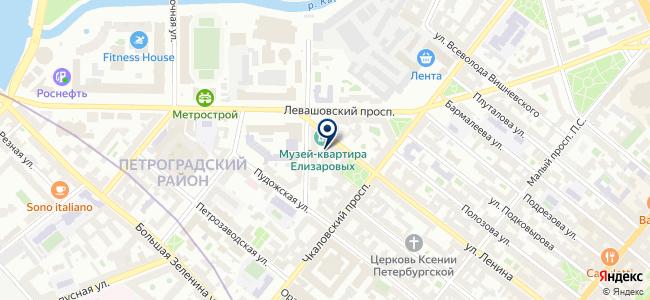 ТеплоРегион на карте