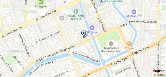КароТВ на карте