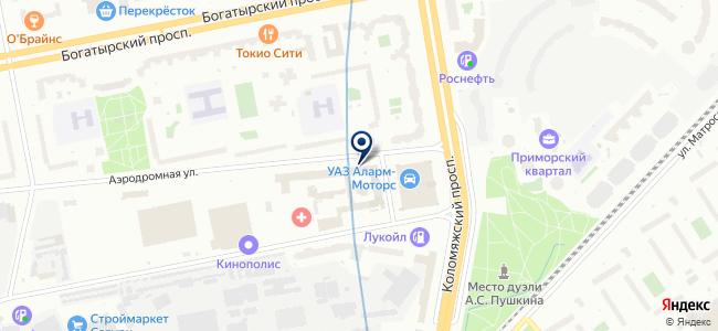 1svet.ru на карте