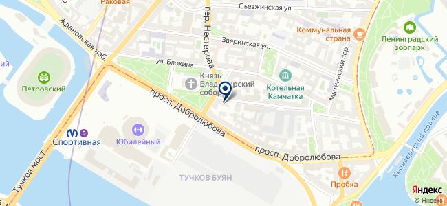 Норд Инвест, ООО на карте