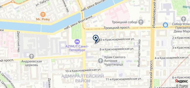 Электротехника и автоматика на карте