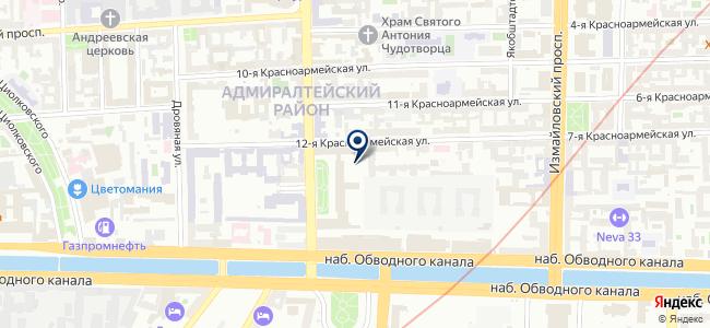Вокар, ООО на карте