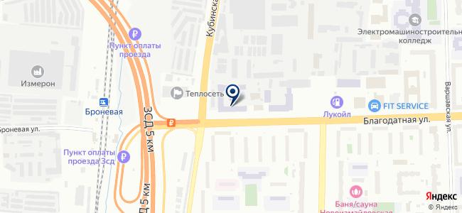 СКК, ООО на карте