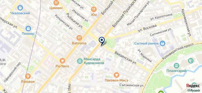 Элтрансснаб, ООО на карте