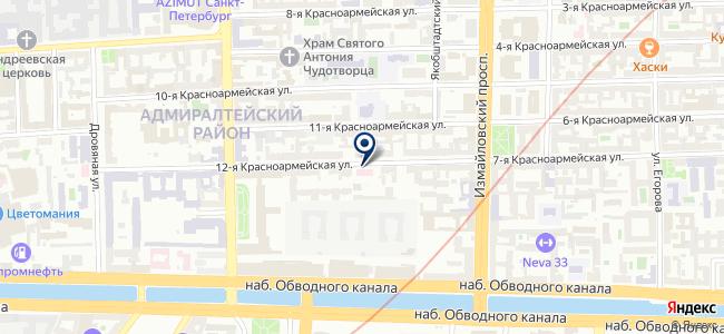 Лавка Телемастера на карте