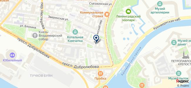 Избранное на карте