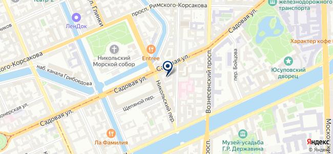 Комиссионный магазин на Садовой, 60 на карте