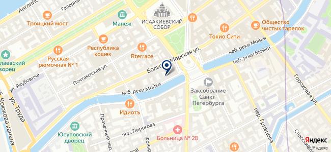 Galerie 46 на карте