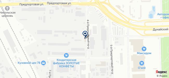 РосБалтЭнерго на карте