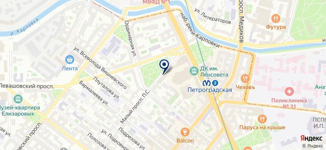 AIM Systems на карте