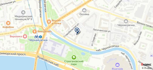 БЭМК, ООО на карте