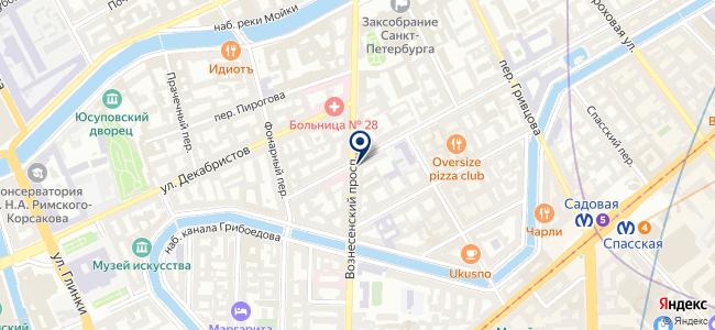 ПОЛИФОРМ, ЗАО на карте