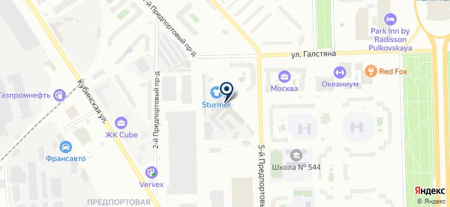 БМД-АЭТ на карте