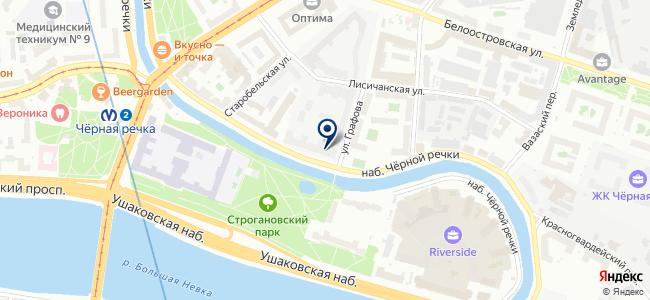 СтройПроектМонтаж, ООО на карте