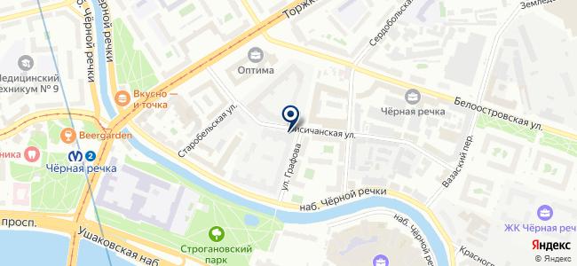 Элком Коннекторс, ООО на карте