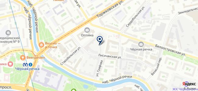 Конкур электрик, ЗАО на карте