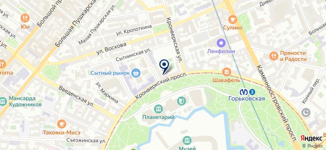 Proxxon на карте