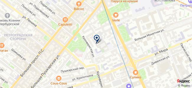 Норд Вест Электро+, ООО на карте
