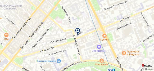Гидроснаб Маркет, ООО на карте