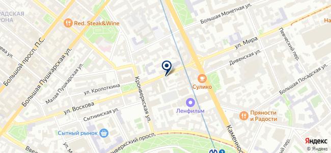 КИТ-Метиз, ООО на карте