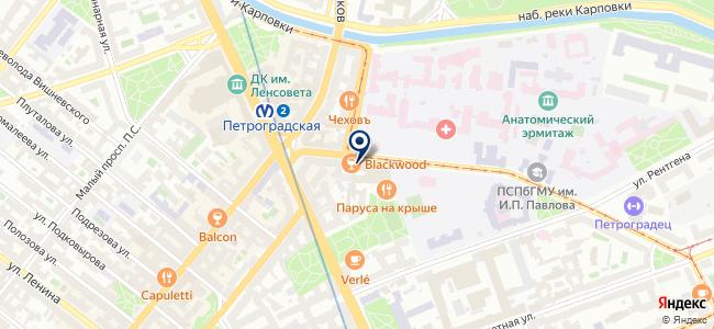 ПОЛИГОН, ООО на карте