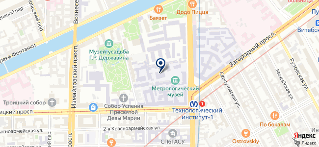РАДЭК, ООО на карте
