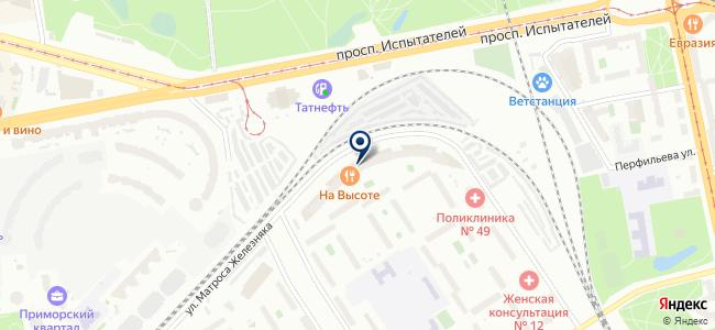 Wolfcraft на карте